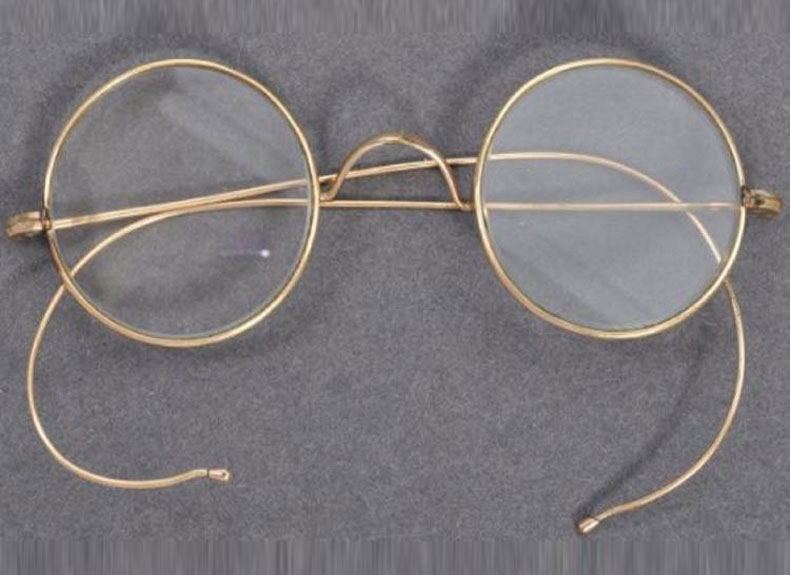 mahatma gandhi spectacles biggest auction of the century