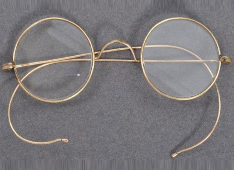 mahatma gandhi spectacles biggest auction of the century