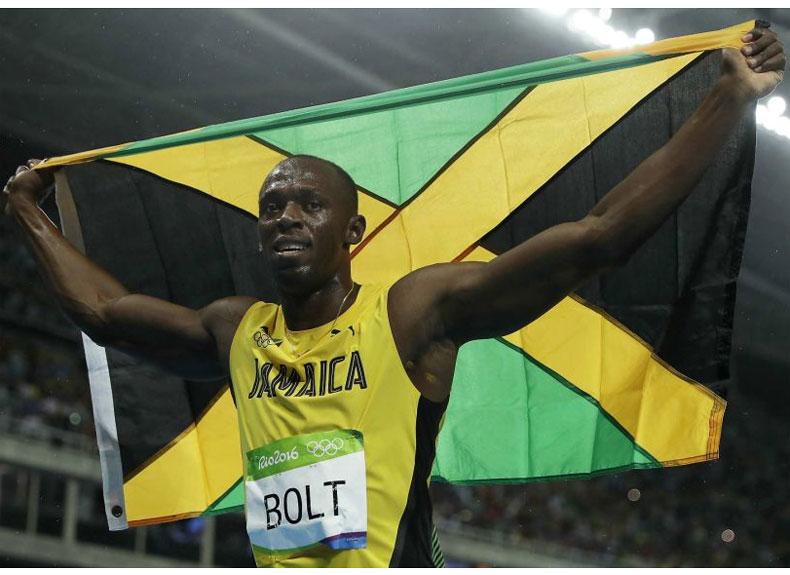 worlds fastest runner usain bolt