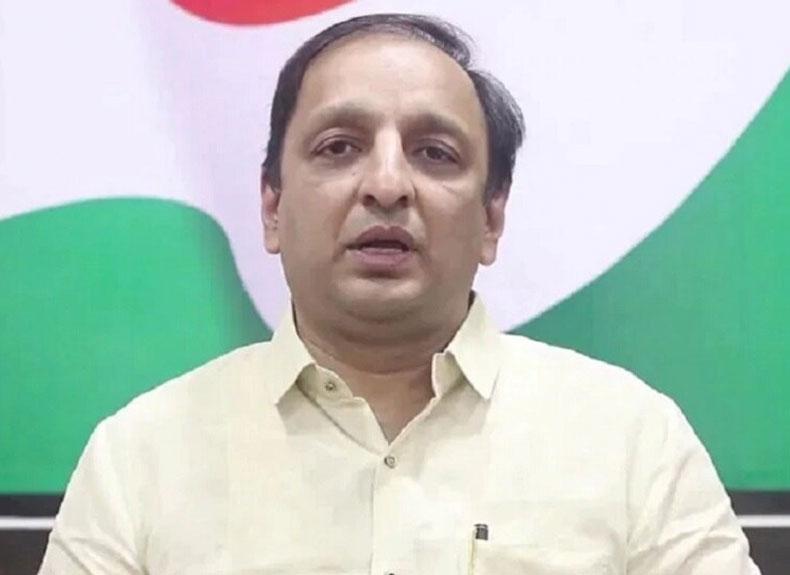 congress minister sachin sawant