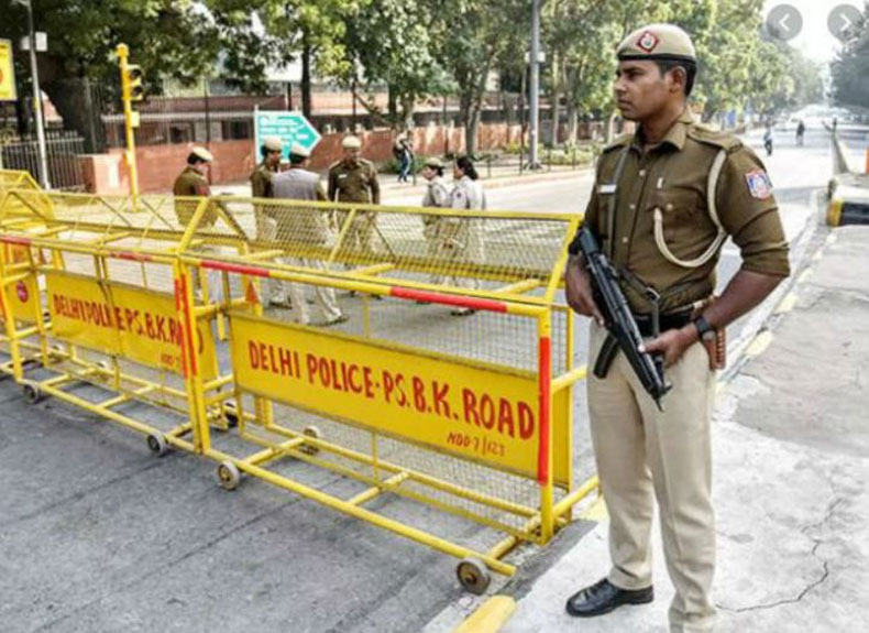 terrorist arrest delhi