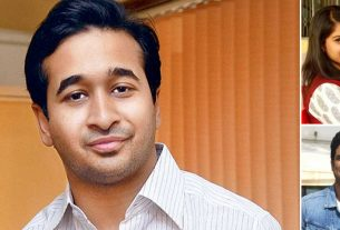 MLA Nitesh Rane's letter to Home Minister Amit Shah regarding Sushant and Disha deaths