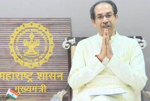maharshtra CM Uddhav Thakarey