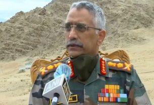 army chief M M Narvane