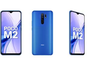 Poco M2 smartphone