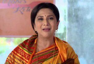 Actress Nivedita Saraf, who is playing the role of Asavari in Aggambai Sasubai series, has contracted coronary heart disease.