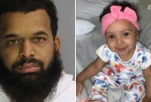 A father raped his 10-month-old daughter