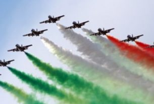 Anniversary of the Indian Air Force