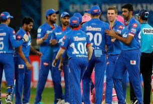 IPL 2020: Delhi Capitals beat Rajasthan Royals