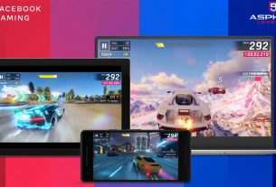 Facebook launches cloud game