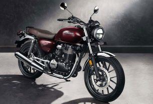 Honda 'Hynes CB350' bike