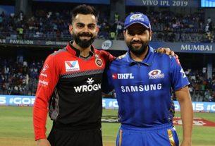 Mumbai vs Bangalore