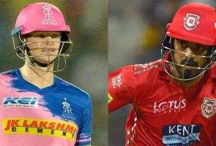 Kings XI Punjab and Rajasthan Royals