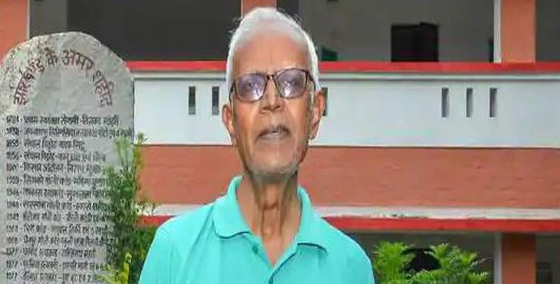 Social activist Father Stan Swamy