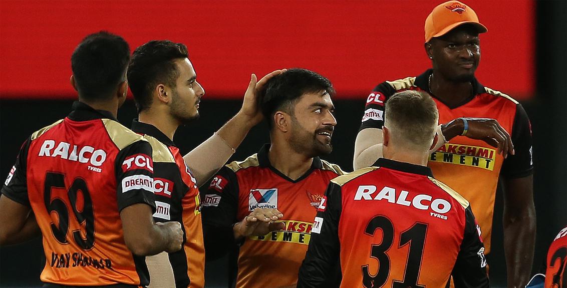 Sunrisers Hyderabad win by 88 runs