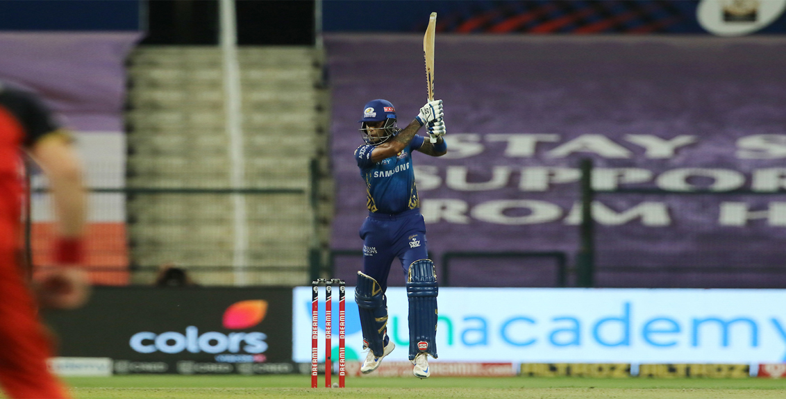 Suryakumar strong innings from Mumbai