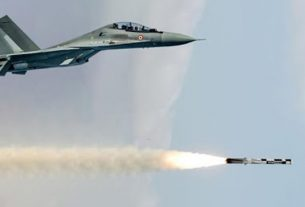 Successful test of 'Brahmos' cruise missile