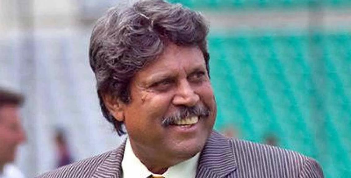 Senior cricketer Kapil Dev