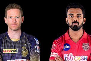 Kings XI Punjab and Kolkata Knight Riders