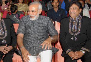 Musician and former BJP MP Mahesh Kanodia