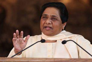 Mayawati advises Yogi government