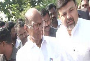 Sharad Pawar to visit Marathwada