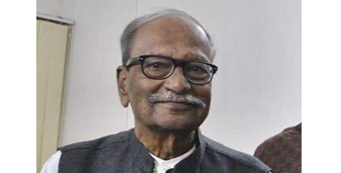 Veteran leader Vinayakdada Patil passes away