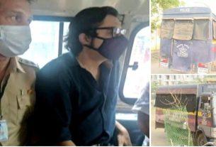 Arnav Goswami sent to Taloja Jail
