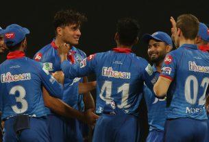 Delhi Capitals won by 17 runs