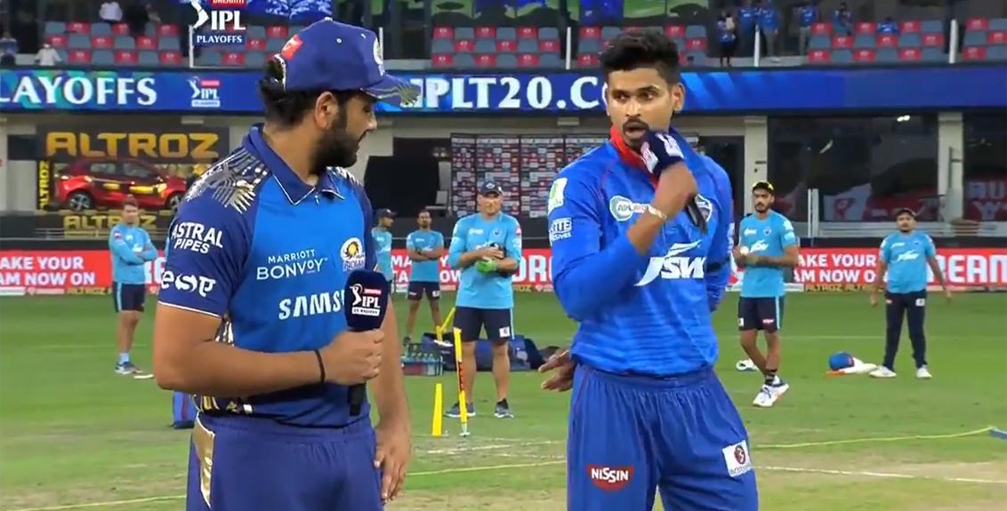 Delhi Capitals won the toss