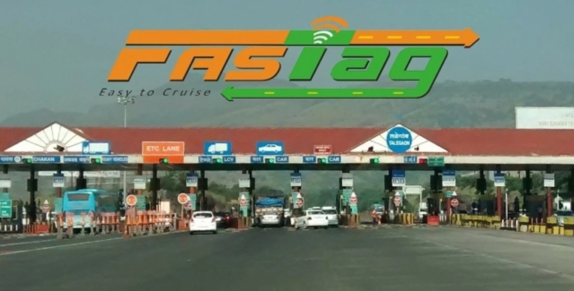 Fastag mandatory for all four-wheelers