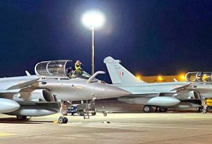 Rafale arrived in India