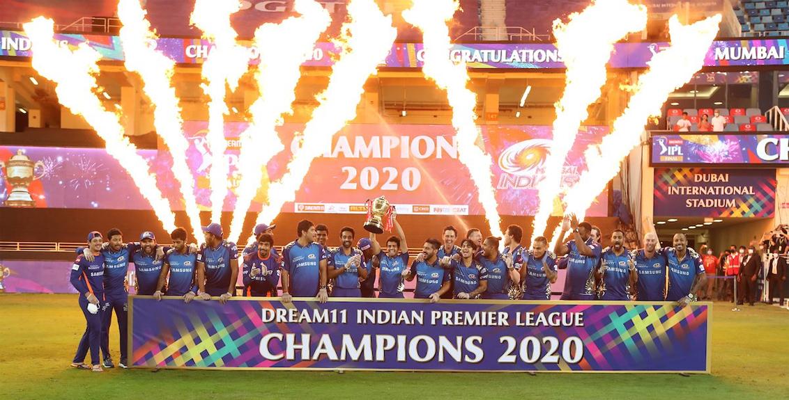 IPL 2020 MI vs DC Mumbai Indians won by 5 wickets