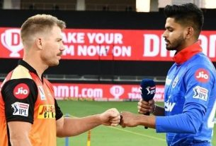 IPL 2020 Second Qualifier: Delhi vs Hyderabad