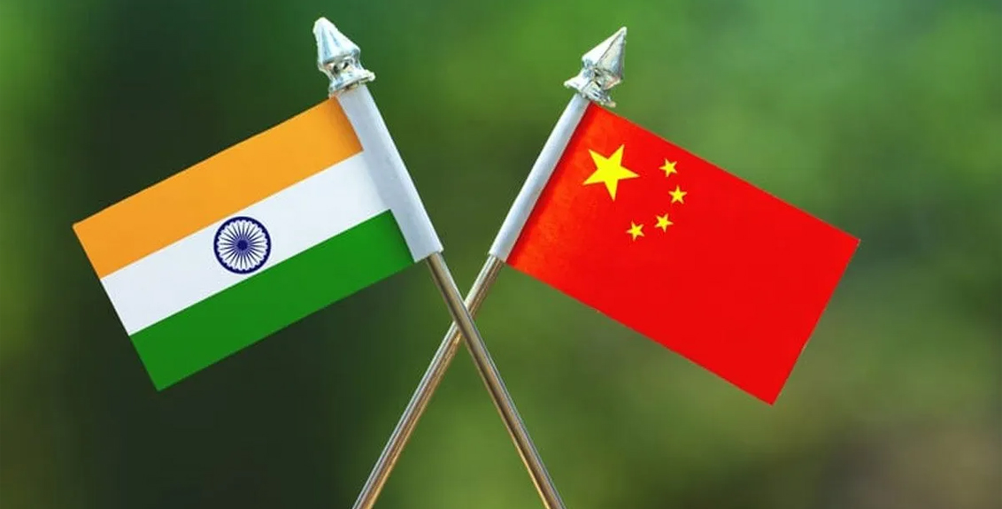 Indications of end of dispute between India and China