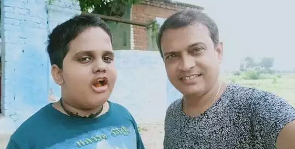 Famous comedian Rajiv Nigam's son dies