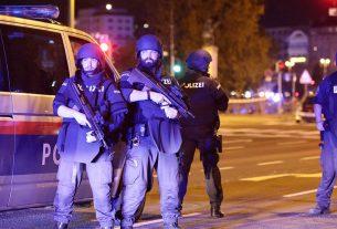 Terror Attack In Vienna Austria
