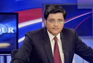 Supreme Court grants bail to Arnav Goswami