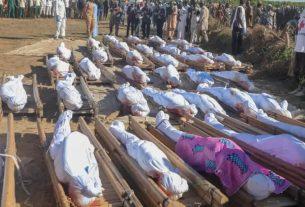 Brutal killing of 43 agricultural laborers