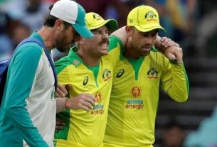 David Warner will miss next matches due to injury