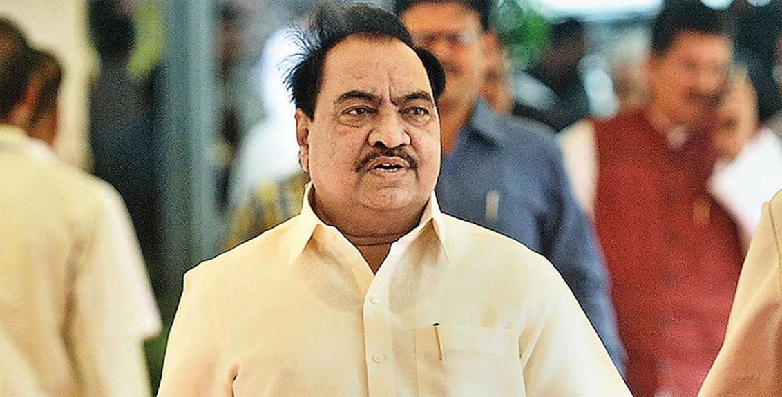 More than 200 BJP workers join NCP in the presence of Eknath Khadse