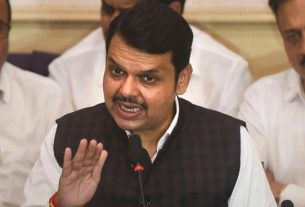 Who holds the post of Chief Minister of Bihar? Devendra Fadnavis made it clear