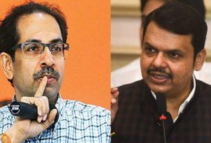 Devendra Fadnavis strongly criticized the Thackeray government