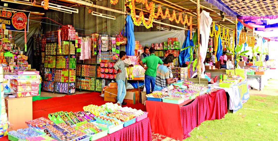 fireworks business is in trouble