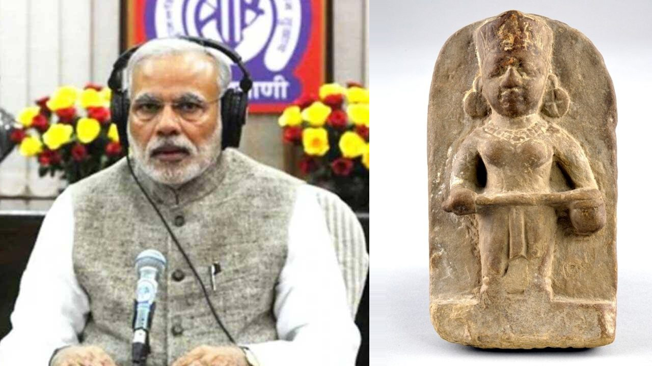 The idol of Goddess Annapurna stolen from India 100 years ago is coming to India