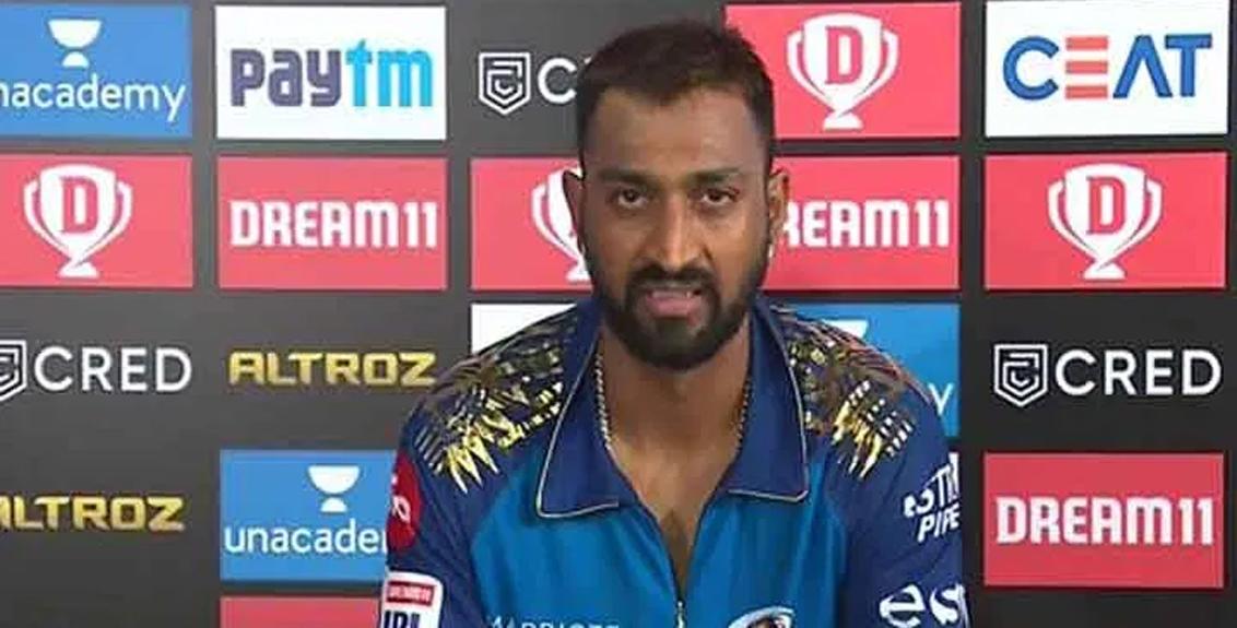 Mumbai Indians star cricketer Krinal Pandya arrested