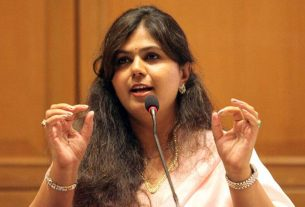 BJP Is My Father's Party, Its My Love Says Pankaja Munde