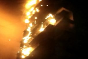 Fire breaks out at powai mhada colony building