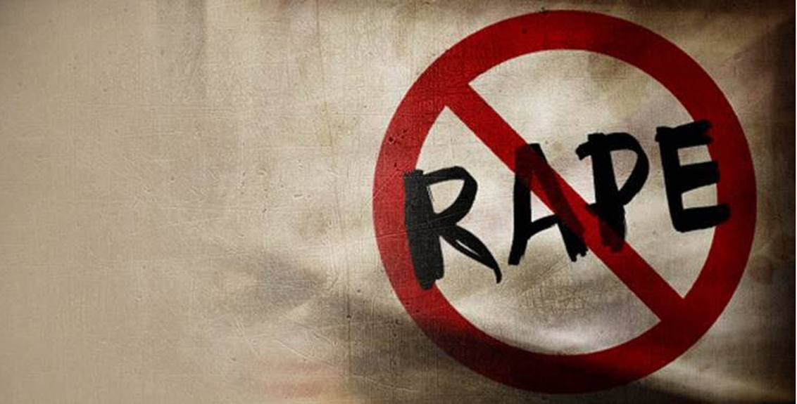 A 20-year-old man raped a married woman