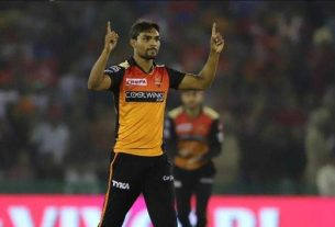 bowler Sandeep Sharma breaks Zaheer Khan's record
